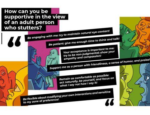 Ako sa správať pri komunikácii s dospelými so zajakavosťou